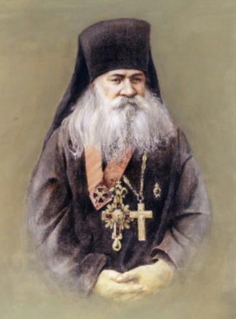 Исаакий Оптинский Антимонов