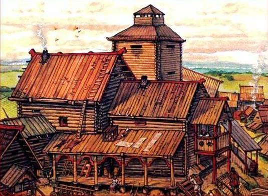 Культура и быт Древней Руси