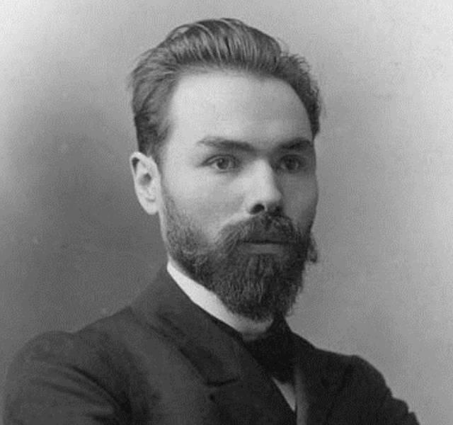 Валерий Брюсов биография
