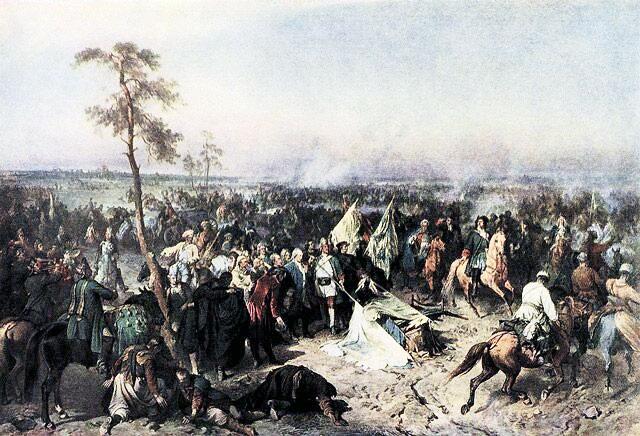 Главное сражение Северной войны