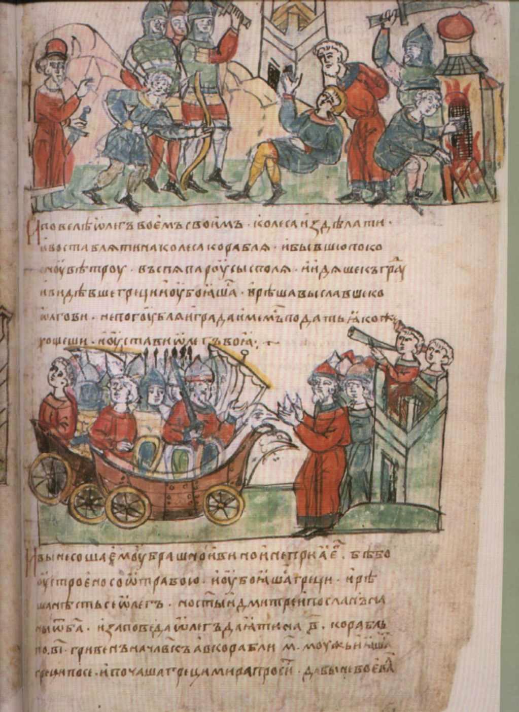 Отношения Руси и Византии