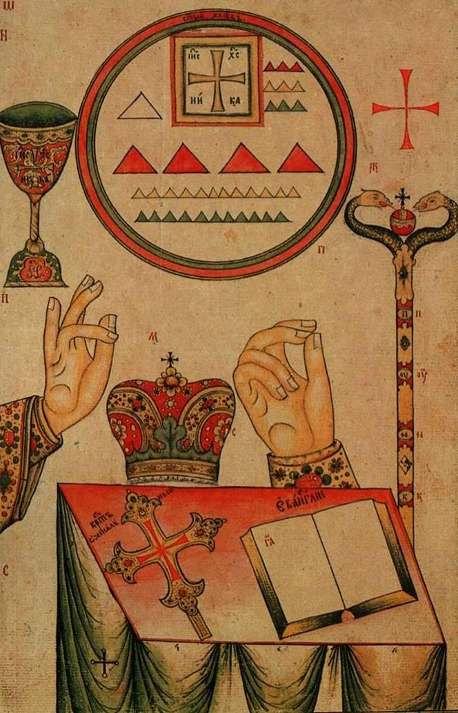 Церковные реформы 17 века