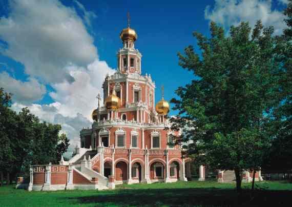 Русская архитектура XVII века