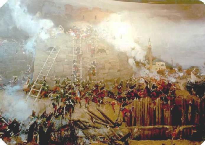 Русско-турецкая война 1781-1791г