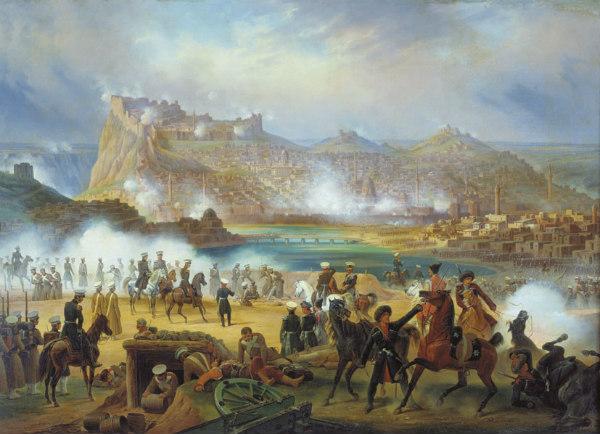 Русско - турецкая война 1768 - 1774