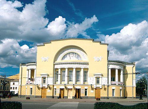Русский Театр 18 века