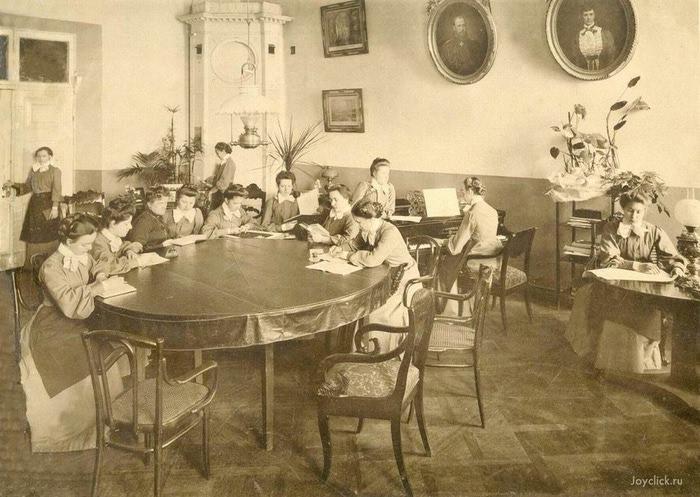 Образование в России 18 век