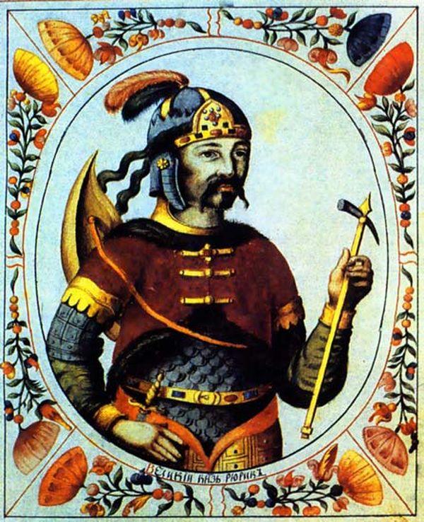 Князь Игорь Старый