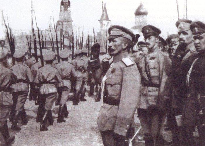 взятие Екатеринодара Корниловым