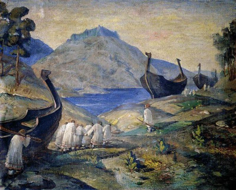 Торговый путь из варяг в греки