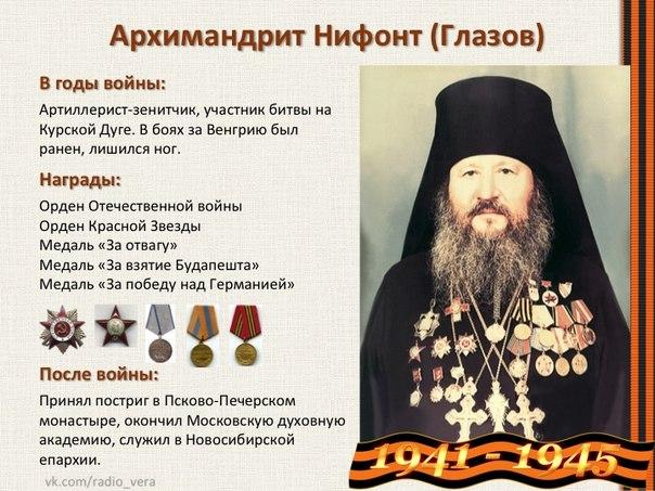 Архимандрит Нифонт Глазов
