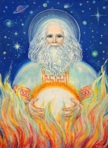 Славянский бог Сврог