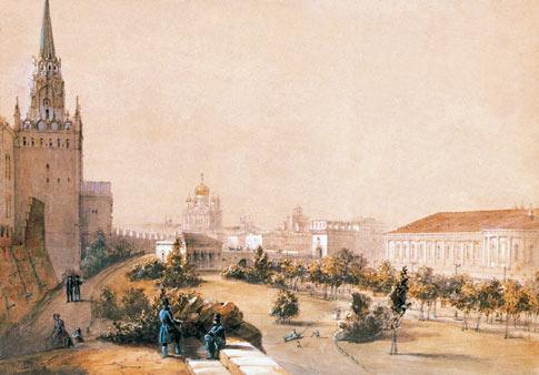 Бове Александровский сад