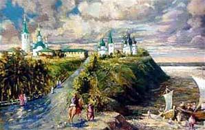 история города Тюмень