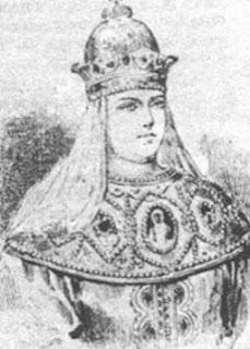 Анастасия Романовна Захарьина-Юрьева жена Ивана Грозного