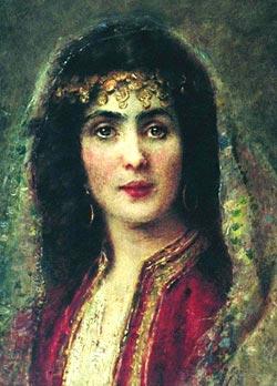 Мария Темрюковна жена Ивана Грозного