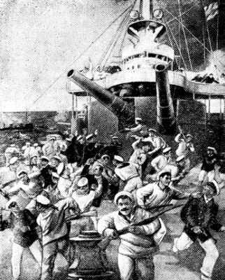 Восстание на броненосце Потемкин