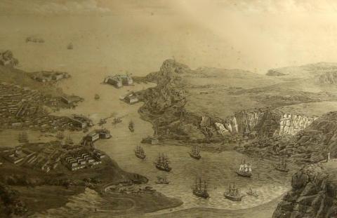 строительство Севастополя