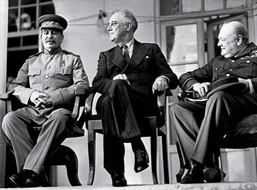 Тегеранская конференция 1945 года