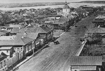 Тольятти, получивший свое первое название Ставрополь