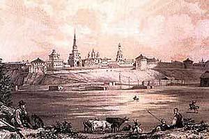 история города Казань