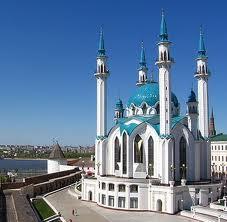 Казань Мечеть Кул - Шариф