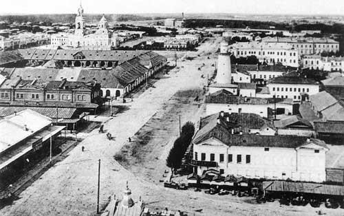 Основание Екатеринбурга, завод