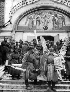 Большевики и церковь