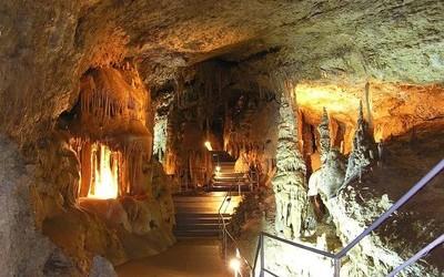 Симферополь Мраморная пещера