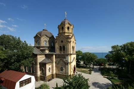 Евпатория Церковь Святого пророка Илии