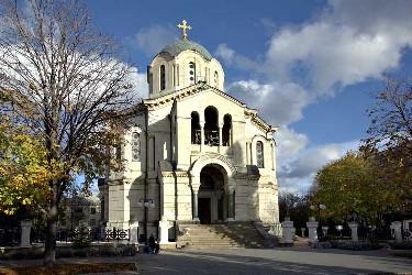 Севастополь Владимирский собор