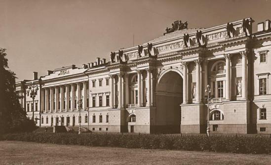 здание Синода