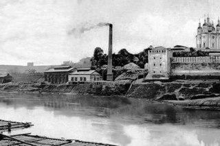 наука 19в первая электростанция