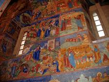Гурий Никитин фрески в Спасо-Ефимьев монастырь в Суздале
