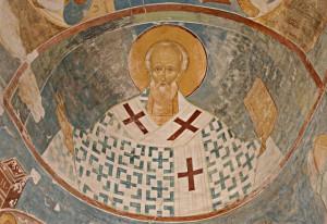 живопись 16в. Фрески Дионисия в Ферапонтове монастыре