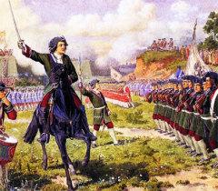 Военные реформы Петра1