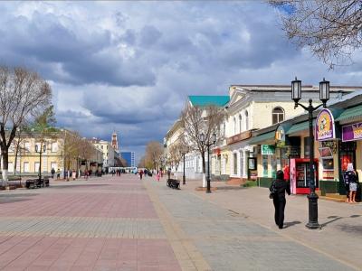 Оренбург Советская улица