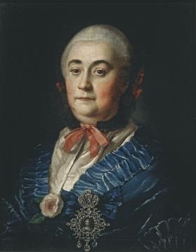 Антропов портрет А.М. Измайловой