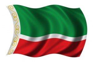 Флаг Республики Чечня