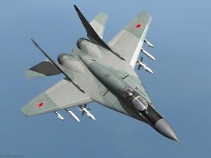 самолет МиГ 29
