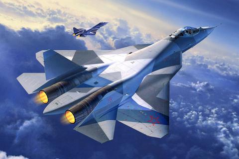 самолет Пак ФА Т-50