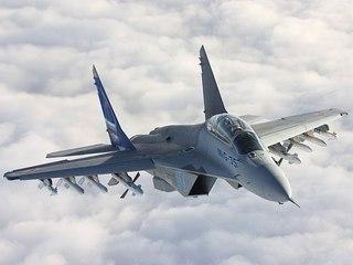 самолет МиГ-35