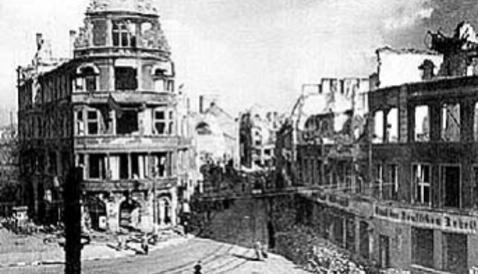 Калининград. 2 Мировая война