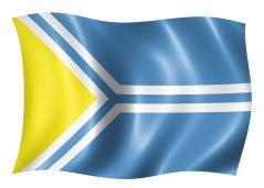флаг Тувы