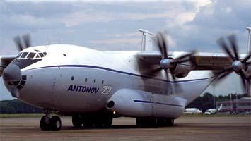 самолет Ан 22