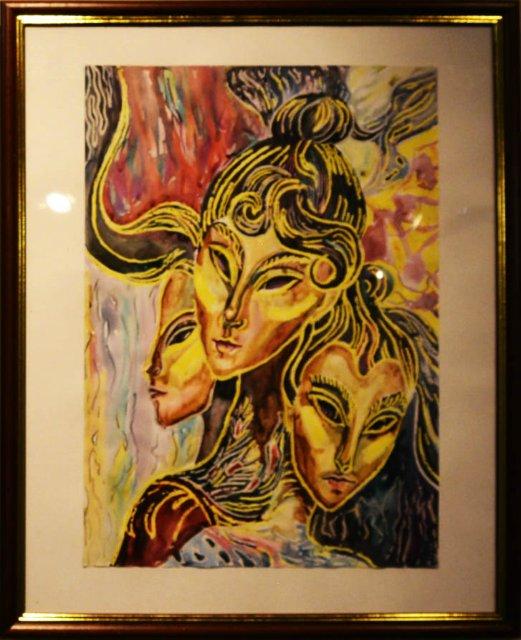 выставка Н. Хасановой