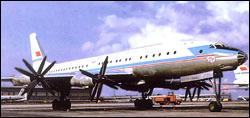 Самолет Ту-114