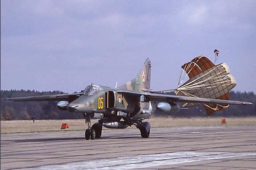 самолет миг-27