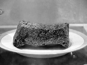 Суточный паек хлеба блокадного Ленинграда