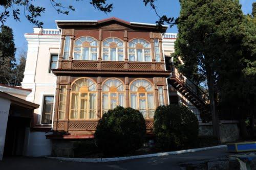 Имение Ай-Тодор Малый дворец
